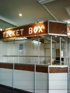 tiket box